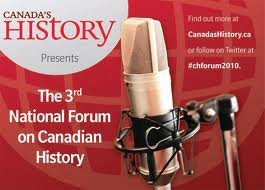 November 18th: Third National History Forum.  Click here for more info.