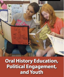 Check out the latest issue of Our Schools/Our Selves – Oral history education, political engagement and youth