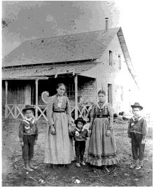 Traditional Teachings: Family and Culture of the Métis
