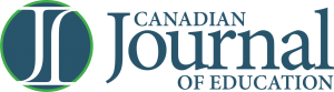 Canadian Journal of Education Special Capsule on Historical Consciousness