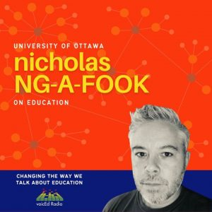 On Education Matters with Nicholas Ng-A-Fook: A New Alberta Curriculum PT I