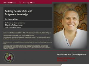 Building Relationships with Indigenous Knowledge