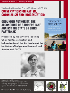 Conversations on Racism, Colonialism and Indigenization